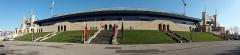 Stade municipal dit stade Gerland - Français:   Entrées principales, panorama.