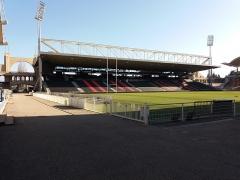Stade municipal dit stade Gerland - Français:   Terrain vide.