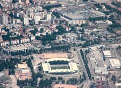 Stade municipal dit stade Gerland - Français:   Stade de Gerland, Lyon, France