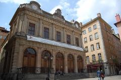Ancienne Loge du Change, ancien Temple protestant -  Loge du Change in Lyon