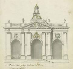 Ancienne Loge du Change, ancien Temple protestant -