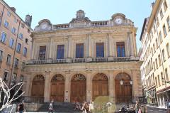 Ancienne Loge du Change, ancien Temple protestant -  Lyon
