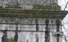 Tombeaux romains de Trion - Français:   Frise du mausolée du sévir Turpion à Lyon (France)
