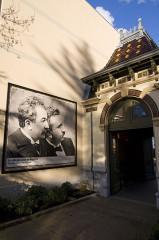 Maison dite Villa des Frères Lumière, actuellement Fondation nationale de la photographie -  Institut lumière, Lyon, quartier Montplaisir