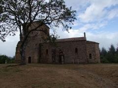 Chapelle de Saint-Bonnet -  69640 Montmelas-Saint-Sorlin, France