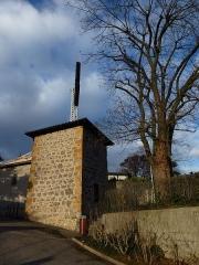Tour du télégraphe - Français:   Tour Chappe à Sainte-Foy-lès-Lyon dans le Rhône