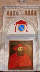 Eglise Saint-Symphorien -  Enfeu du Cardinal Pierre Girard