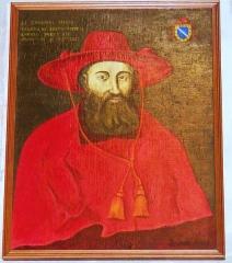 Eglise Saint-Symphorien -  Portrait du Cardinal Girard