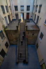 Cour des Voraces -