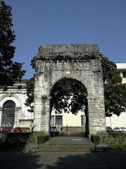 Arc de Campanus -  Aix-Les-Bains Place Mollard Arc Campanus