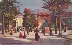 Arc de Campanus - English: Collection