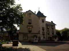 Hôtel de ville (ancien château des Marquis d'Aix) -  Aix-Les-Bains Hotel Ville