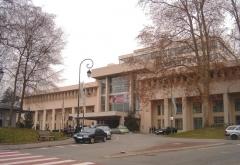 Thermes nationaux -  Les Thermes nationaux de la station thermale d'Aix-les-Bains en France dans le département de la Savoie.