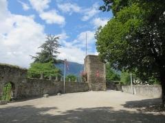 Tour sarrazine - Français:   Conflans (Savoie)