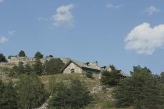 Forts de l'Esseillon : Fort Charles-Félix -  Fort Charles-Albert, Forts de l'Esseillon (Savoie - France)