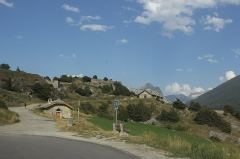 Forts de l'Esseillon : Fort Marie-Christine -  Fort Charles-Albert, Forts de l'Esseillon (Savoie - France)