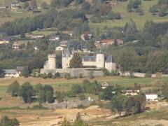 Château de la Batie - English: The Château de la Bâtie (or Château de la Bâtie-Seyssel) in Barby on September 25, 2016.