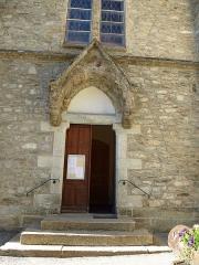 Eglise -  l'eglise de bonneval sur arc