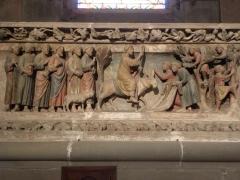 Ancien prieuré - Les Rameaux (Jubé du Bourget du Lac)