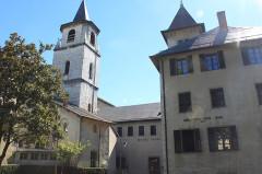 Archevêché - Français:   Chambéry, France