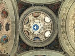Eglise Notre-Dame - English: coupole Notre-Dame de Chambéry