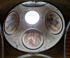 Cathédrale Saint-Pierre de Moûtiers - Français:   Moûtiers - Cathédrale Saint-Pierre - Coupole de la croisée