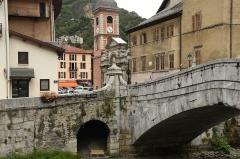 Pont de l'Isère dit Le Vieux-Pont -  PUENTE EN MOUTIERS