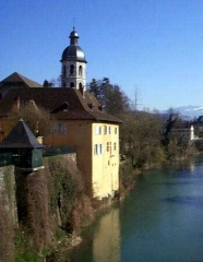 Eglise des Carmes -  Eglise des Carmes - Pont de Beauvoisin (Savoie) - France