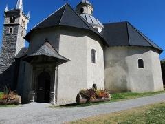 Chapelle Notre-Dame de la Vie - Église Notre-Dame-de-la-Vie, Saint Martin de Belleville