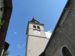 Eglise de Conflans - Français:   Église Saint-Grat de Conflans