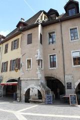 Fontaine Quiberet - Français:   Fontaine Quiberet, Annecy.