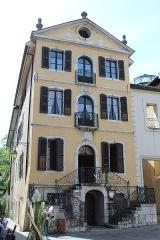Hôtel de ville - Français:   Ancien Hôtel de Ville d\'Annecy.