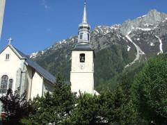 Eglise Saint-Michel -  Chamonix eGuide for Chamonix travel information