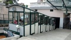 Funiculaire d'Evian-les-Bains à Neuvecelle -  74500 Évian-les-Bains, France