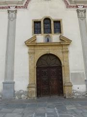 Eglise Saint-Gervais Saint-Protais -  l'eglise de st gervais