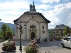 Eglise Saint-Gervais Saint-Protais -  l'eglise se st gervais
