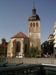 Eglise -  Eglise Saint Maurice Thones