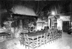 Château de Ripaille et ancienne chartreuse de l'Annonciade-delà-les-Monts - Cuisine des chartreux de l'Annonciade-delà-les-Monts