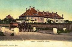 Château de Ripaille et ancienne chartreuse de l'Annonciade-delà-les-Monts - Château de Ripaille à Thonon