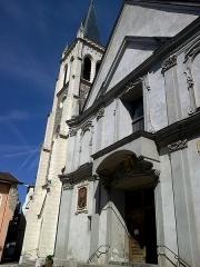 Eglise Saint-Hippolyte -  Haute-Savoie Thonon-Les-Bains Eglise Saint-Hypolite Portail