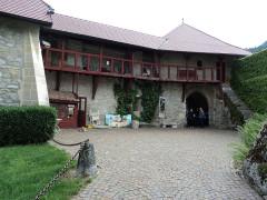 Château de Thorens, appelé par erreur Château de Sales -  Veduta Interna