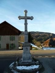 Croix de chemin - English: Croix de chemin de Villard