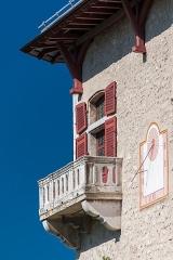 Château de Menthon -  Château de Menthon-Saint-Bernard