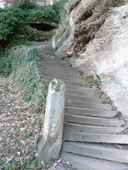 Site du Mont-Saint-Michel -  Mont Saint Michel, Saint Jean Saverne (Bas Rhin)