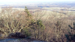 Site du Mont-Saint-Michel -  Panorama_vu_Mt_St_Michel_(Bas_Rhin)