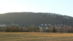 Site du Mont-Saint-Michel -  Saint Jean Saverne et le Mont Saint Michel (Bas Rhin)