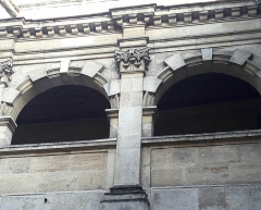 Ancienne mairerie - English: Mairerie (Bordeaux)