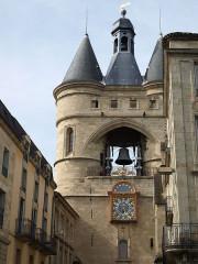 Enceinte médiévale -  Bordeaux - Grosse Cloche - Porte Saint-Eloi