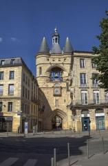 Enceinte médiévale -  Bordeaux - La Grosse Cloche - Cours Victor Hugo