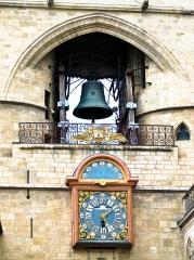 Enceinte médiévale - English: Detail of the